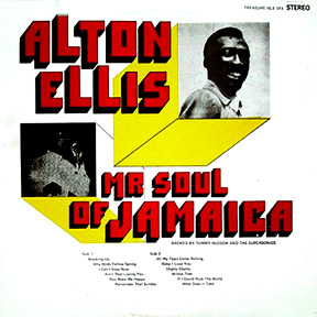 Alton Ellis Mr. Soul Of Jamaica