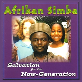 Afrikan Simba Salvation For The Now Generation