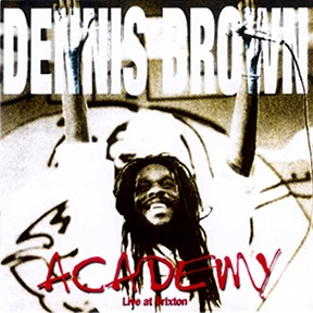 Academy - Live At Brixton
