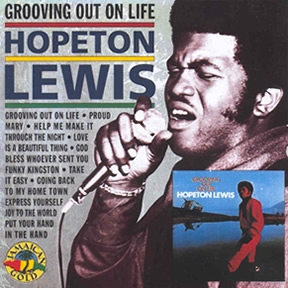 Hopeton Lewis Grooving Out On Life