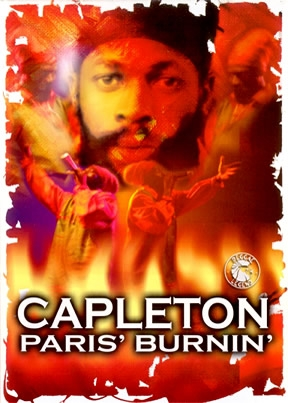 Capleton Paris\' Burnin\'