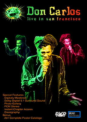 Don Carlos Live In San Francisco