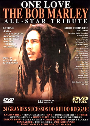 Bob Marley One Love All-Star Tribute