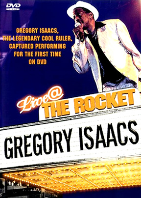 Gregory Isaacs Live @ The Rocket