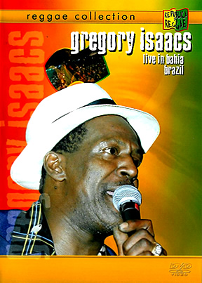 Gregory Isaacs Live In Bahia