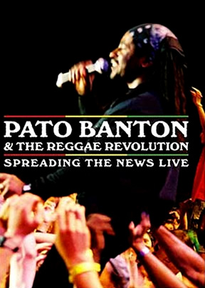 Pato Banton Spreading The Good News Live