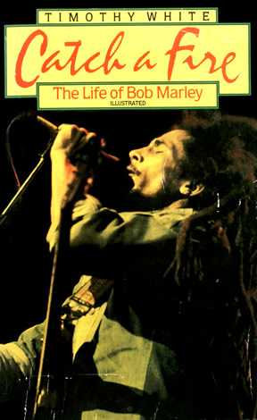 Catch a Fire: The Life Of Bob Marley Illustrated
