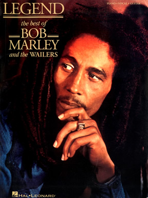 Legend - The Best Of Bob Marley And The Wailers (Piano - Vocal - Guitar)